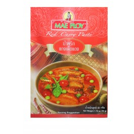 Curry Rojo MAE PLOY 50g.