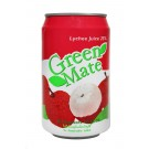 Jugo De Lychees GREEN MATE 300 ml.